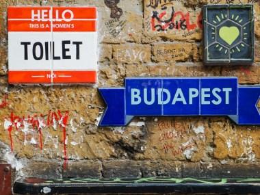 Vinkkejä Budapestiin