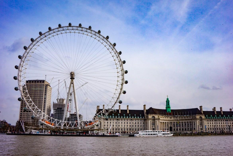 Näin kierrät Lontoon nähtävyydet päivässä