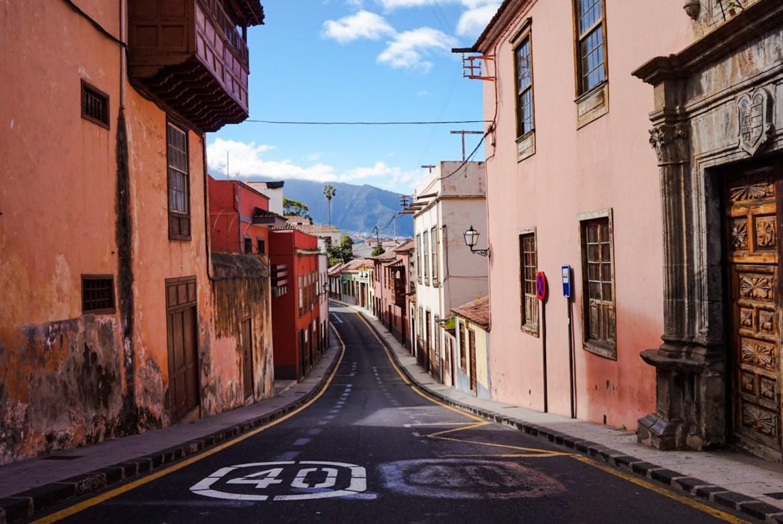 Teneriffaa kävellen: Puerto de la Cruzista La Orotavaan
