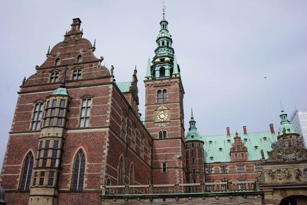 Hillerød ja Frederiksborgin linna