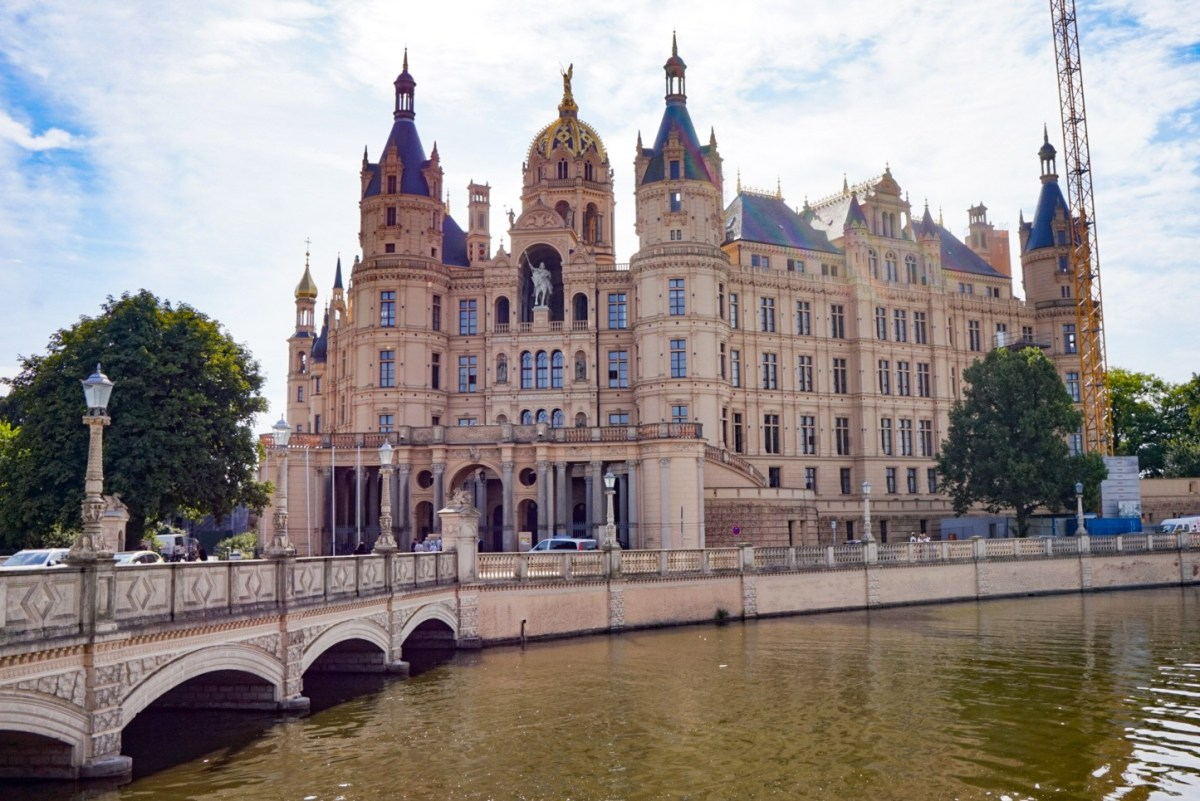 Schwerinin linna