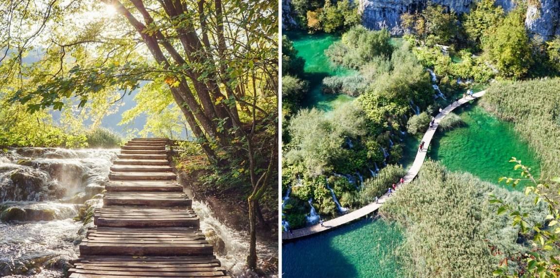 Plitvice kansallispuisto