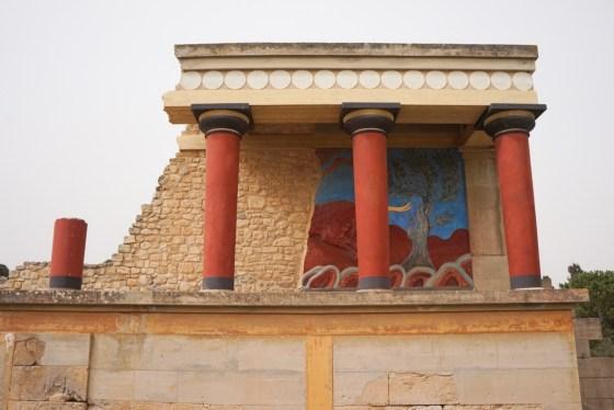Knossos, Kreeta