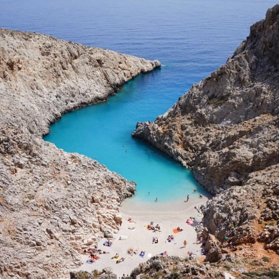 Kreetan tunnetuimmat nähtävyydet