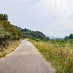 Kävelyreitti Plataniaksessa