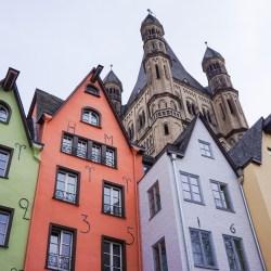 Yksi päivä Kölnissä