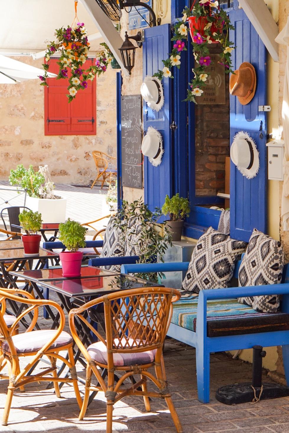Kreetan kesä 2019