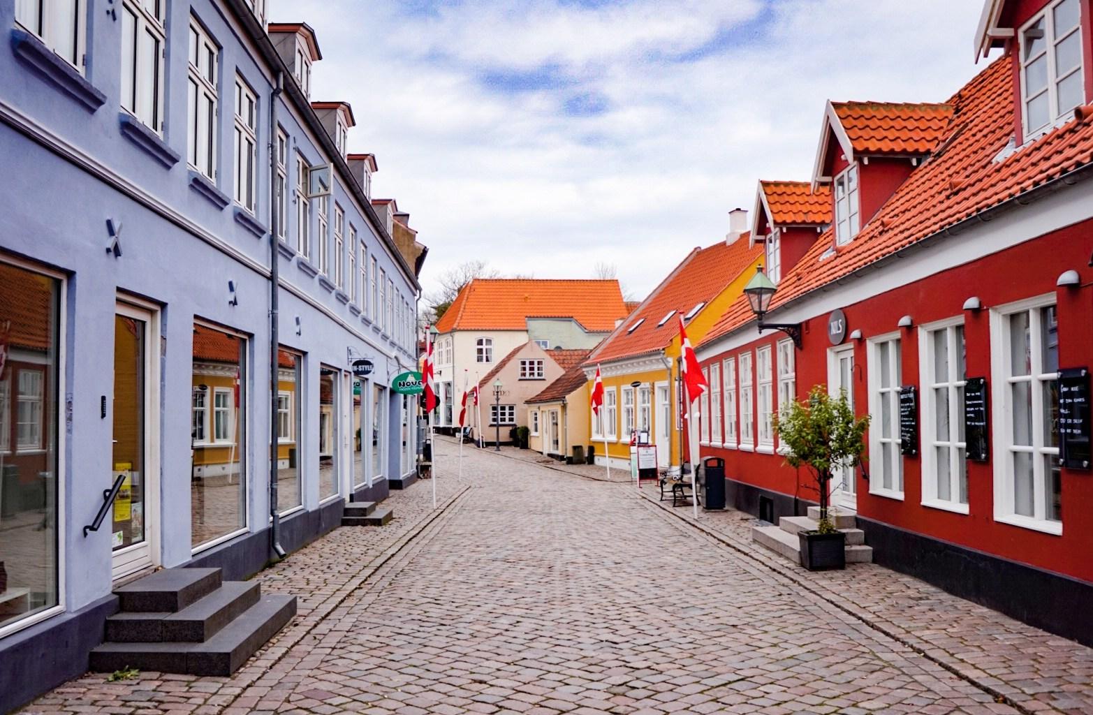 Muutto Kööpenhaminasta