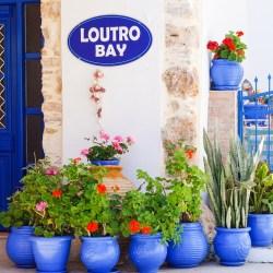 Loutro, Kreetan ihanin kylä