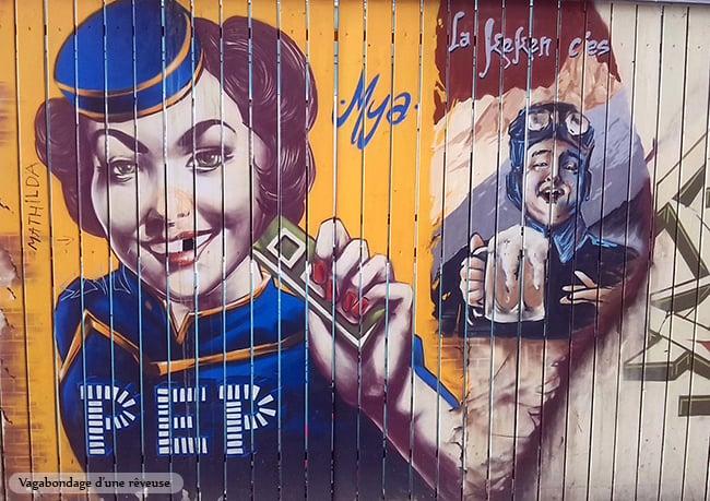 Art de rue rennes 3