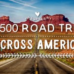 How To Take a Road Trip Across The USA For $500 !