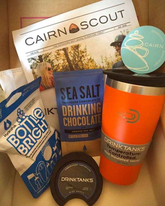 Cairn subscription box (monthly - Original)