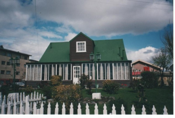 Rio Gallegos, Argentina, 2001