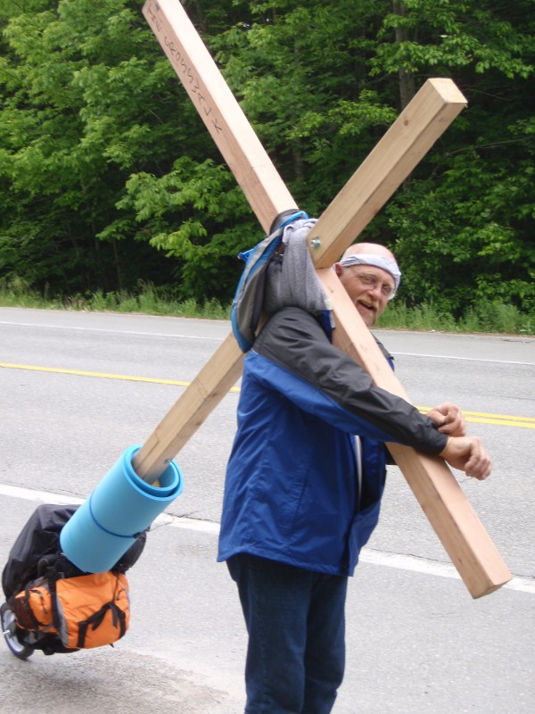 Cross Walk from Maine to Mexico