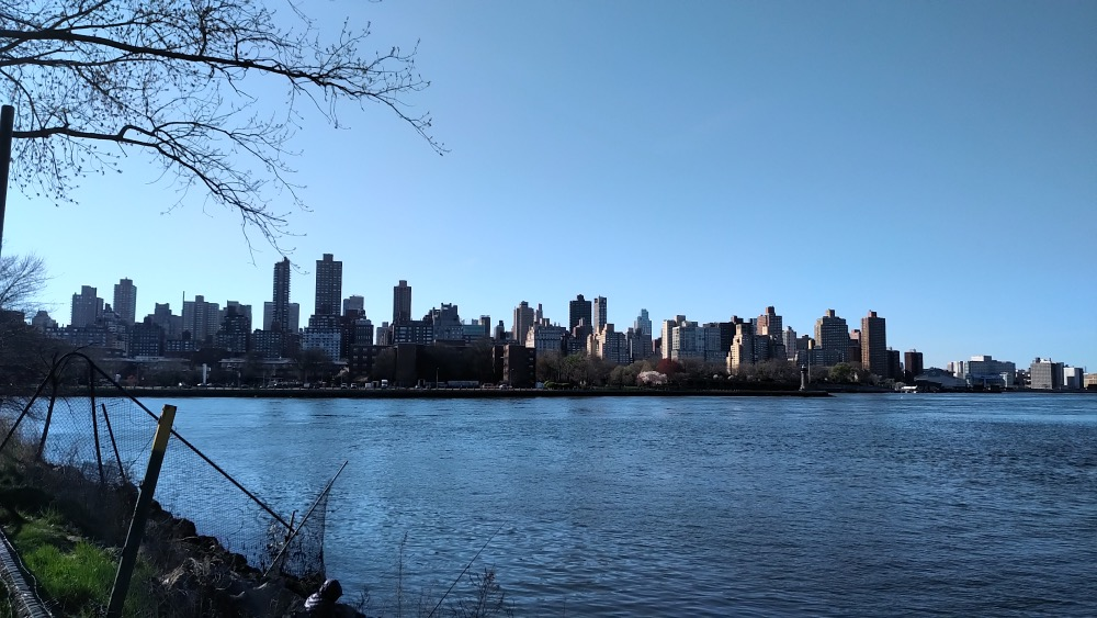 Manhattan from Queens