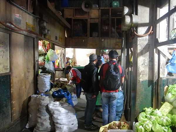 Baguio city market Philippines