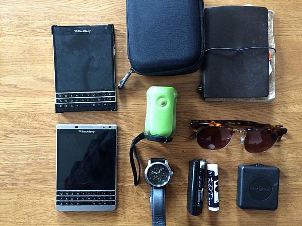 My everyday travel gear.