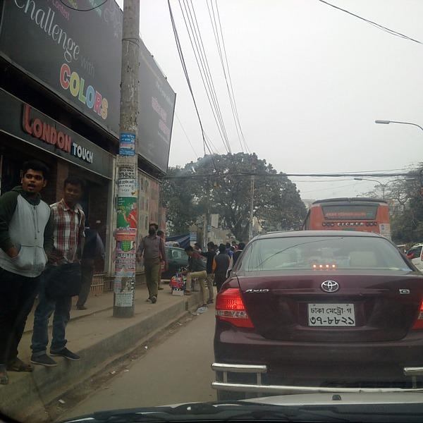 Dhaka traffic (2)
