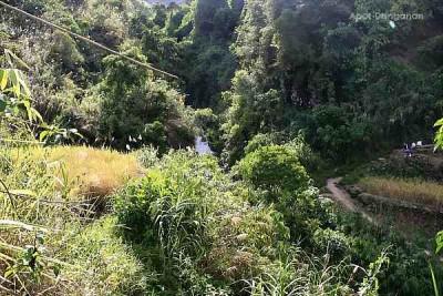 trek to Buscalan