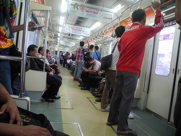 Jakarta metro