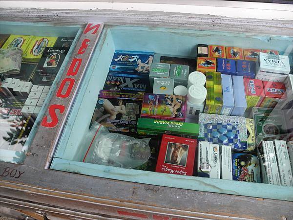Jakarta sex shop items