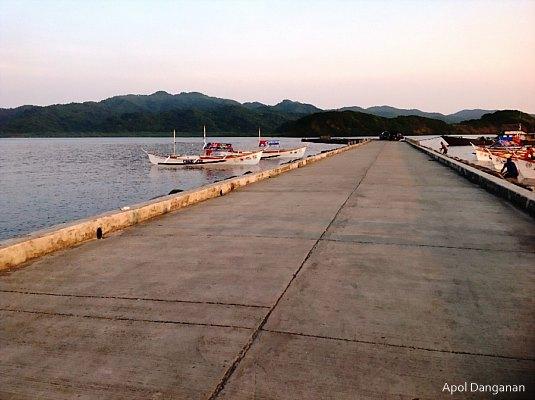 San Vicente Port