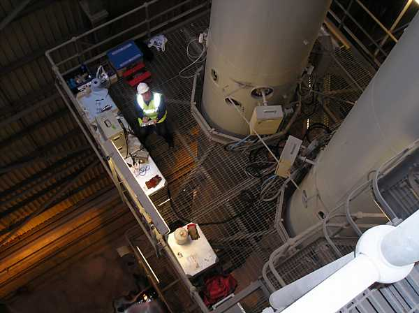 UK Waste Incinerator Testing