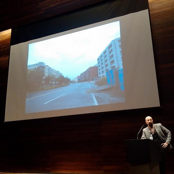 Wade Shepard INDEV Conference urbanization