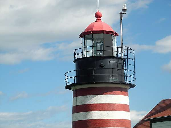 West Quoddy Head Lighthouse 8