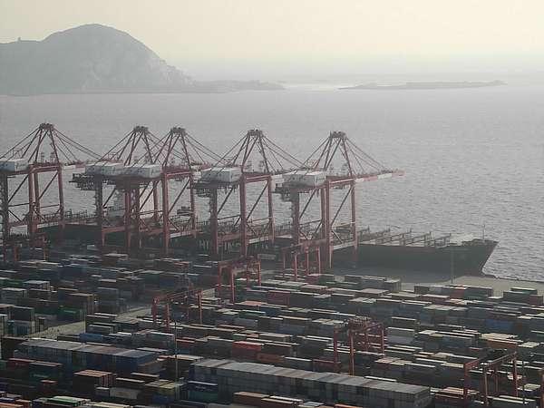 Yangshan Deep Water Port 5
