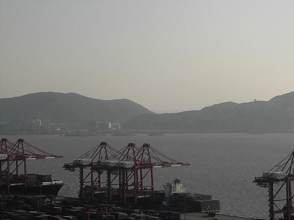 Yangshan Deep Water Port 8