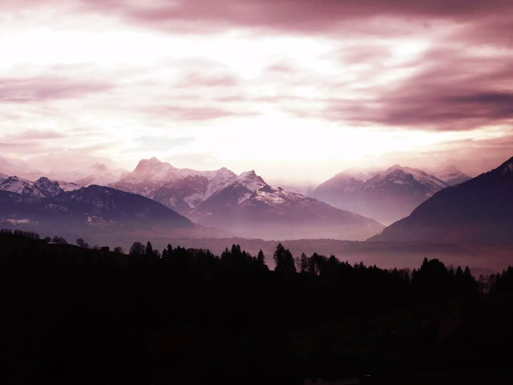 Mountains in Germany