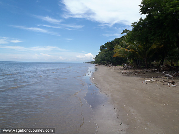 beach guatemala