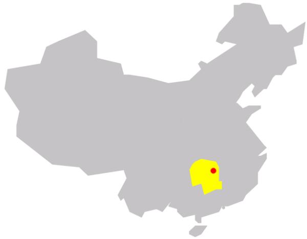 Changsha and Hunan province