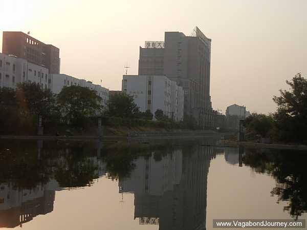 China canal