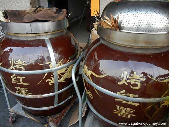 clay-roaster-ovens-china