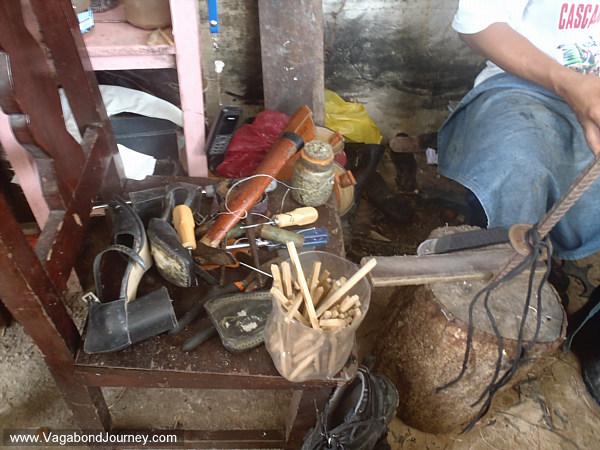 Cobbler tools
