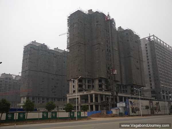 construction-xinyang-china