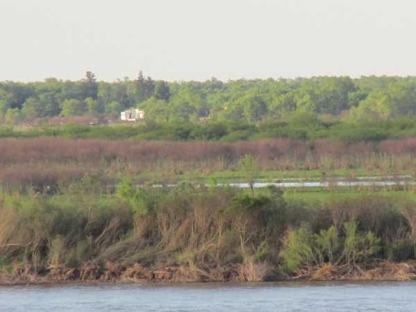 Paraná Delta at Rosario.