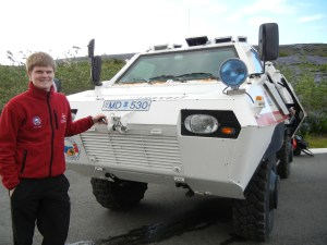 Iceland has very well equipped and highly trained search and rescue teams