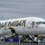Iron Maiden's Airplane