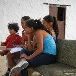 Children Park Bench Guane