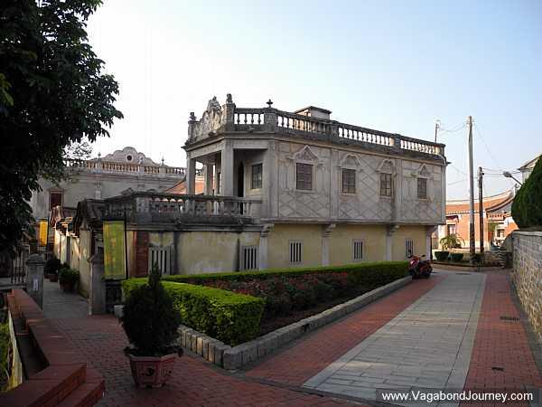 kinmen-taiwan-colonial-building