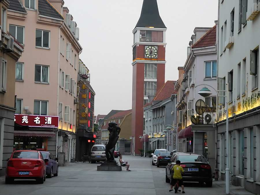 Luodian Scandinavian Town