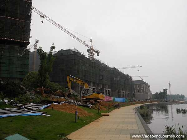 meixi-lake-development