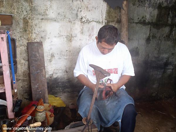 Mexican cobbler