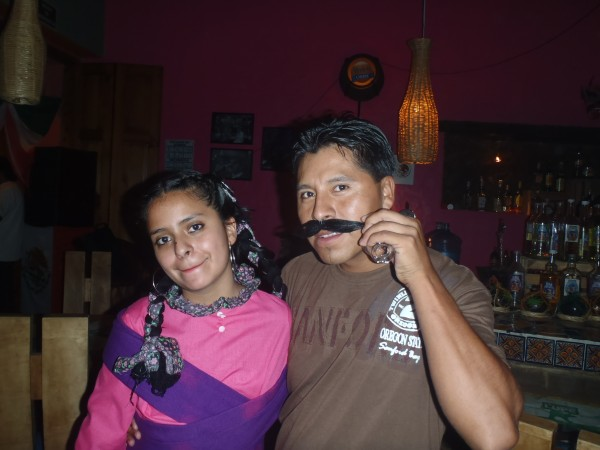 Mexican independence day mustache