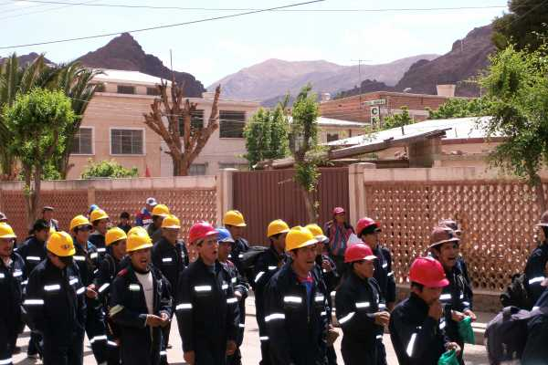 Mixed-Miners-Union-March-Bolivia-2