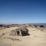 Tourist attraction Monte Alban