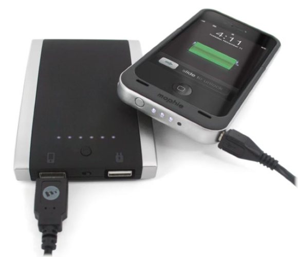 Mophie Juicepack Powerstation